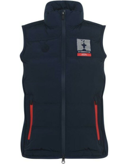 North Sails 36TH Americas Cup Presented by Prada New York Gilet - Navy 0802