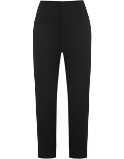 Haider Ackermann Two Toned Trousers - Black