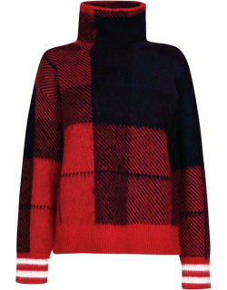 Tommy Hilfiger Icon High Neck Sweater - 09N