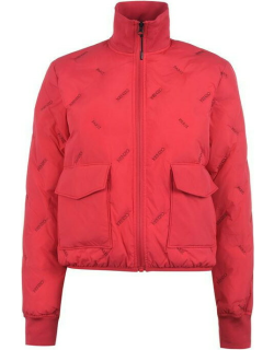 KENZO Quilted Down Jacket - Red 21