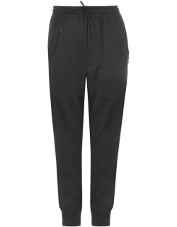 Y3 Classic Cuff Pants - CARBON