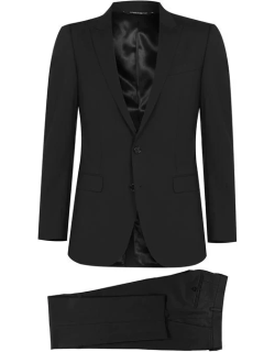 Dolce and Gabbana Formal Suit - Black N0000