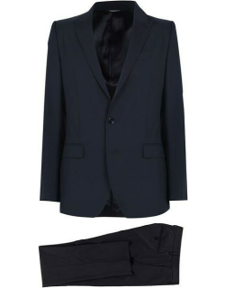 Dolce and Gabbana Formal Suit - Navy B0665