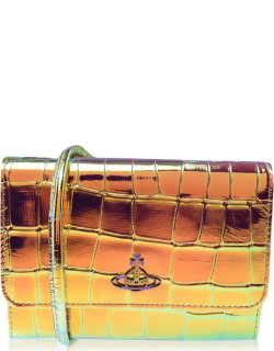 Vivienne Westwood Accessories Archive Orb Wallet - Iridescent O201