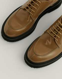 British Lace Up Shoes