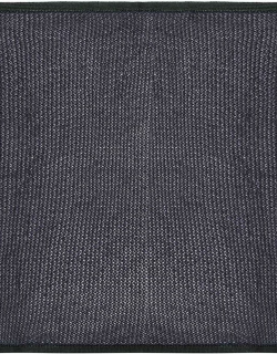 BRIONI Knitted Pocket Square - Blue 4130