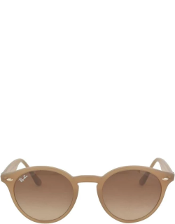 RAY-BAN 0rb2180 Sunglasses - Brown Gradient