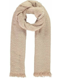 Barbour Cortina Boucle Scarf - PINK/CLOUD