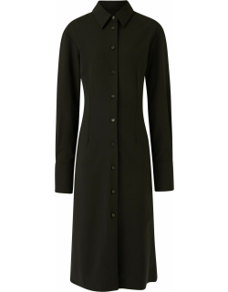 Diling Light Wool Suiting Dress