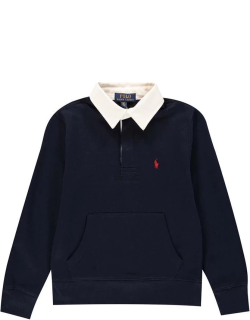 Polo Ralph Lauren Rugby Top - Cruise Navy