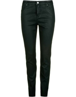 Armani Exchange Mid Rise Super Skinny Jeans - Green