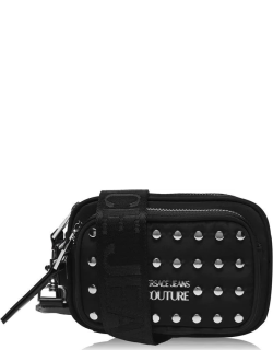 Versace Jeans Couture Studded Camera Bag - Black 899