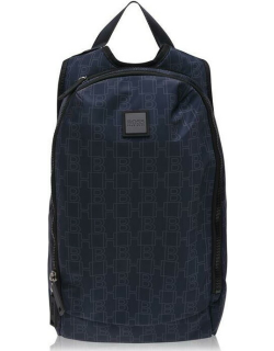 BOSS Pixel All-Over-Print Backpack - Navy 411