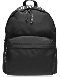 Versace Jeans Couture Logo Backpack - Black 899