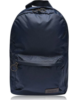 Barbour Cuburn Backpack - Navy NY11