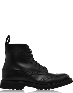 Trickers Stow Boots - Black