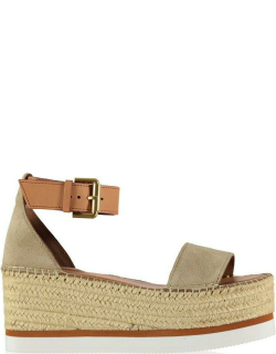 See By Chloe Ankle Strap Espadrilles - 110 533 CUO