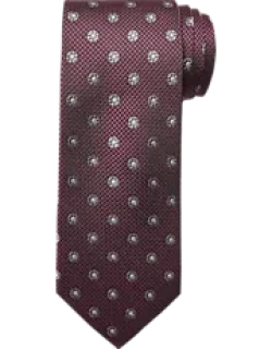 Reserve Collection Geometric Floral Tie