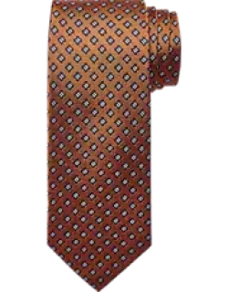 Reserve Collection Diamond Floral Tie