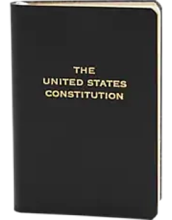 The United States Constitution & Related Documents