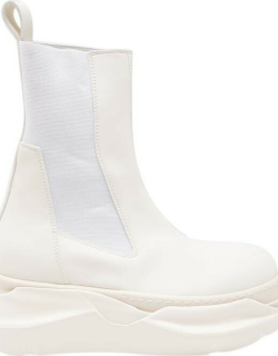 Rick Owens Drkshdw Beatle Abstract Boots - White 205