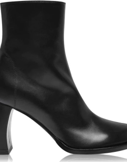 Ann Demeulemeester Heeled Ankle Boots - Black 099