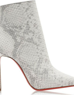 Christian Louboutin So Kate 100mm Heel Boots - Roccia GY28