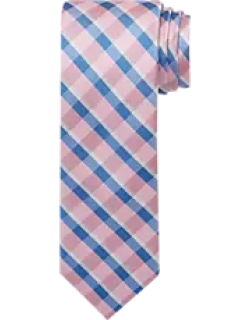 1905 Collection Plaid Tie