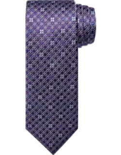 Reserve Collection Floral Dot Tie