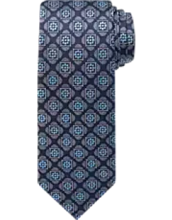 Reserve Collection Floral Grid Tie