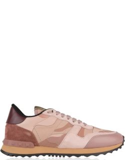 VALENTINO Rockrunner Trainers - Poudre 56B