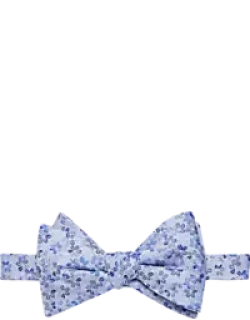 Jos. A. Bank Woven Floral Pre-Tied Bow Tie CLEARANCE