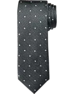 1905 Collection Textured Dot Tie