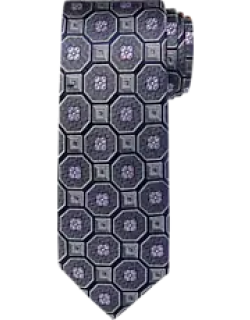 Reserve Collection Floral Mosaic Tie