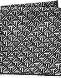 Jos. A. Bank Abstract Pattern Silk Pocket Square CLEARANCE
