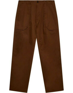 Grace Wales Bonner Jose Wide Leg Cargo Trousers - CLAY/CLAY/CLAY