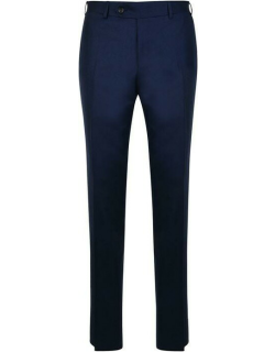 CANALI Kei Suit Trousers - Navy 301