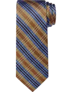 Reserve Collection Plaid Tie CLEARANCE