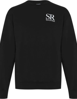 Sporty and Rich Sweater - Noir