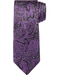 Reserve Collection Floral Paisley Tie