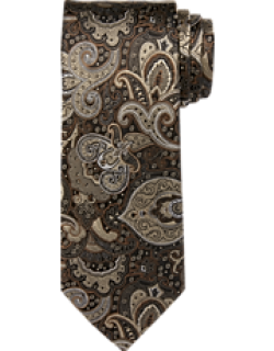 Reserve Collection Floral Tapestry Tie