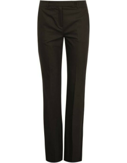 Emme Natal Straight Leg Trousers - 003 Brown