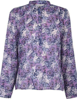 Isabel Marant Etoile Maria Blouse - Faded Nght 30FN