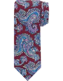 Reserve Collection Floral Paisley Tie CLEARANCE