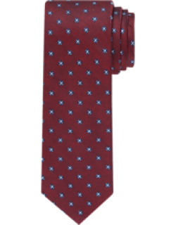 1905 Collection Floral Dot Tie