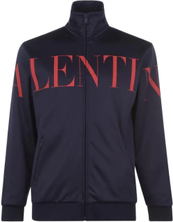 VALENTINO Tracksuit Top - Nvy/Red I52