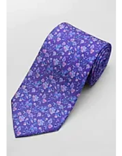Traveler Collection Mini Floral Tie