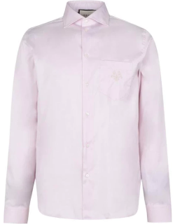 GUCCI Gg Embroidered Shirt - Candy 5274