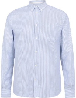 Norse Projects Norse Anton Oxford Shirt Mens - Blue Stripe
