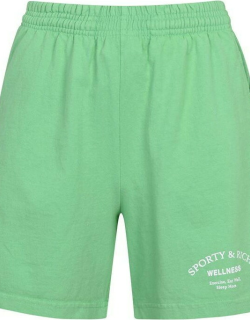 Sporty and Rich Wellness Shorts - Cilantro